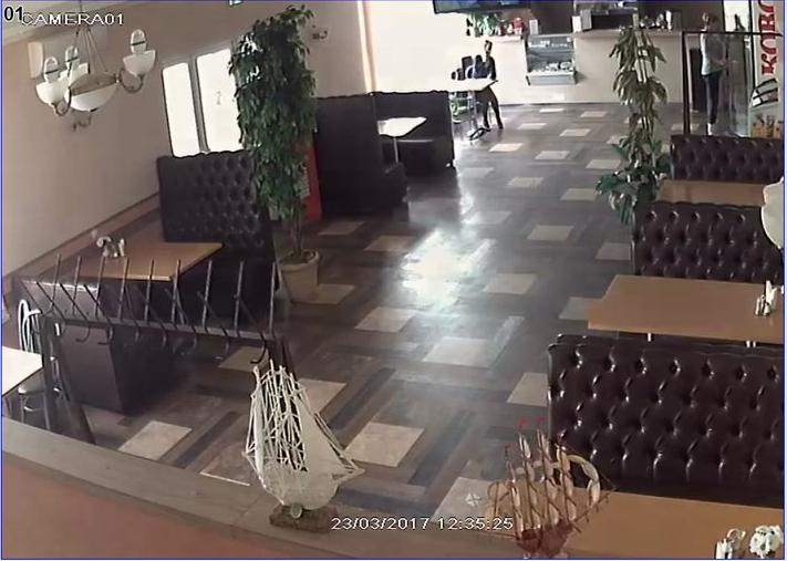 Видеонаблюдение в ресторан