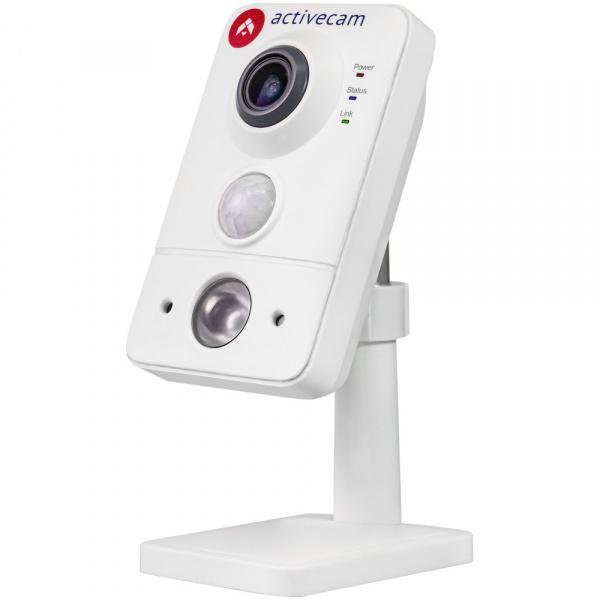 Бюджетная облачная IP-камера для дома ActiveCam AC-D7101IR1 с Wi-Fi