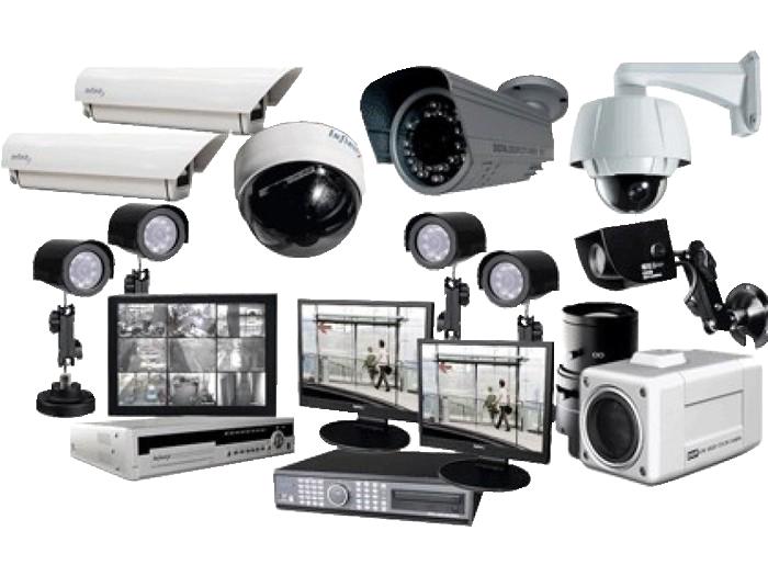 Продажа видеонаблюдения в Самаре