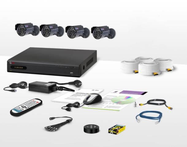Оптимальные решения систем видеонаблюдения: от видеонаблюдения для квартиры до крупных объектов строительства и эксплуатации