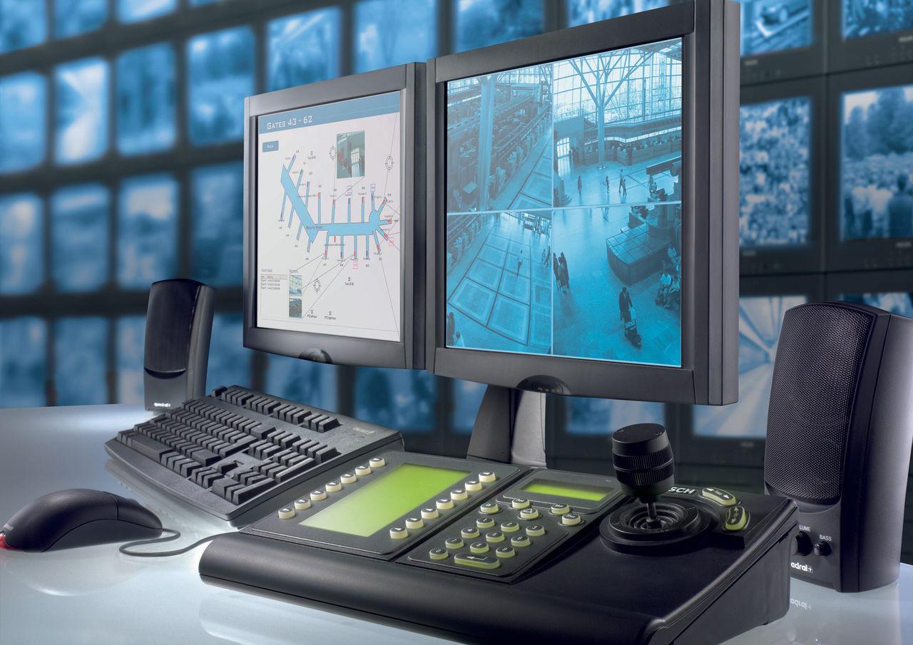 Системы видеонаблюдения в Самаре