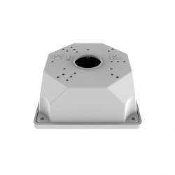 Пластиковая монтажная гермокоробка совместима с камерами: IP: DVI-S111, DVI-S121, DVI-S121 V2.0, DVI-S121V3.0, DVI-S121W-SD, SVI-S123 SD, SVI-S123A SD, SVI-S153 SD SL, SVI-S123, SVI-S143(новый корпус). AHD: DVC-D892 V3.0, SVC-D892 V3.0, SVC-D892 SL, SVC-D895 V2.0. Характеристики Степень защиты IP 54(пластик) Рабочая температура -40°C+60° Габаритные размеры 116 x 116 x 49.4 мм Вес, г 126 Цвет Белый Страна производства Китай