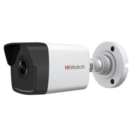 2Мп цилиндрическая IP-видеокамера DS-I200(C) с EXIR-подсветкой до 30 м