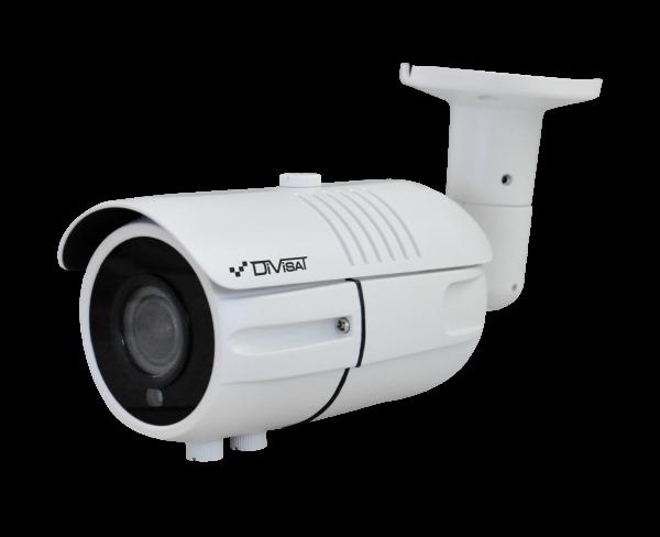 Уличная IP-видеокамера Divisat DVI-S325V LV - Вариофокальный объектив - 2.8-12 мм. - разрешение - 2 Mpix