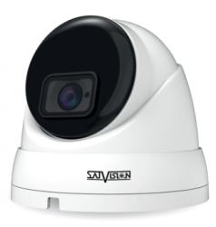 Антивандальная купольная IP-видеокамера Satvision SVI-D453A SD SL v2.0 5Mpix 2.8mm